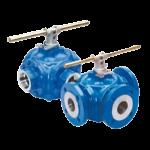 Robinet-à-Tournant-Sphérique-miltivoies ifc valves