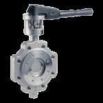 Robinet-Papillon-H.P.métal_-PTFE_Métal ifc valves